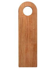 Linum Cut Oak Wood Cutting Board