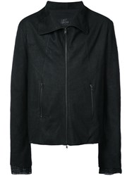 Lost And Found Ria Dunn Layered Cuff Jacket Black