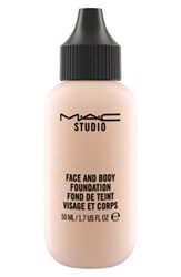 M A C Mac Face And Body Foundation N1