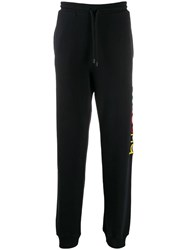 Buscemi Relaxed Fit Trousers Black