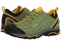 Asolo Nucleon Gv English Ivy Yellow Shoes Green