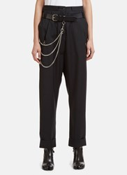 Alyx Gangster Pants Black