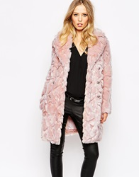 Supertrash Offspring Faux Fur Coat Sweetdelight