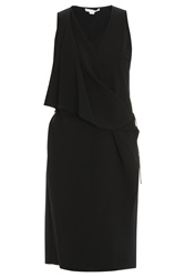 Alexander Wang Cascading Ruffle Dress