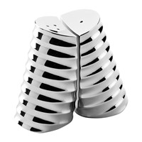 Robert Welch Drum Salt And Pepper Shakers