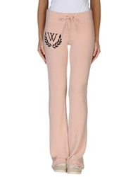 Wildfox Couture Wildfox Casual Pants Skin Color