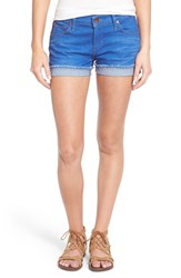 Women's James Jeans Slouchy Denim Boy Shorts Awakening