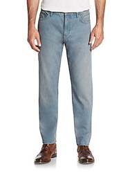 Burberry Slim Straight Jeans Mineral