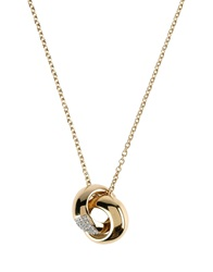 Ted Lapidus Necklaces Gold
