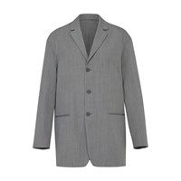 Oamc Kurt Blazer Light Grey
