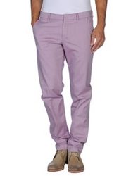 Manuel Ritz Casual Pants Lilac