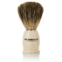 D.R. Harris And Co. Pure Badger Shaving Brush Ivory