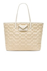 Marc By Marc Jacobs Metropolitote Straw Beach Tote Ivory