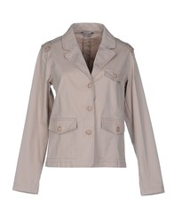 Pennyblack Suits And Jackets Blazers Women Light Grey