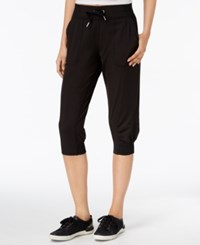 Calvin Klein Performance Capri Pants Black