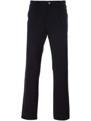 Brioni Regular Trousers Blue