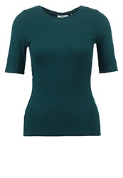 Only Onlkiwi Basic Tshirt Ponderosa Pine Dark Green