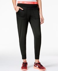 Energie Active Juniors' Tapered Jogger Pants Caviar Sherbert