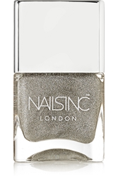 Nails Inc Holographic Top Coat Electric Lane