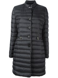 Moncler 'Anjony' Padded Coat Grey