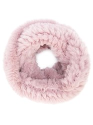 Jocelyn Faux Fur Snood Scarf 60