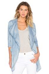James Jeans Dolman Cocoon Jacket Chambray