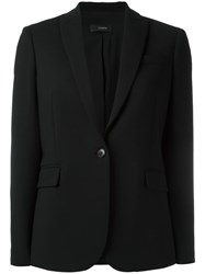 Joseph 'Savoy' Stretch Blazer Black