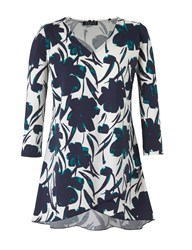 Grace Made In Britain Tunic Top Green