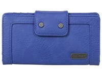 Roxy Sage Cove Bi Fold Wallet True Blue Bi Fold Wallet