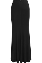 Donna Karan Stretch Jersey Maxi Skirt