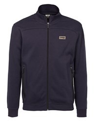 Jeep Fleece Zip Up Dark Grey