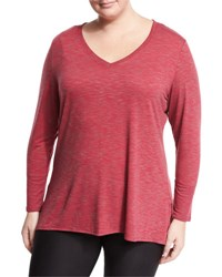 The Balance Collection Terra Trapeze T Shirt Plus Size