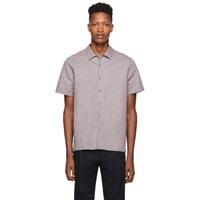 Paul Smith Ps By Purple Casual Short Sleeve Shirt
