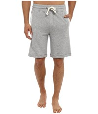 2Xist Core Terry Short Light Grey Heather Men's Shorts Gray