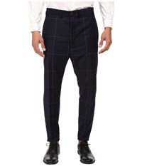 Vivienne Westwood Window Pane Trousers