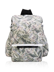 Christopher Raeburn Floral Print Packaway Backpack