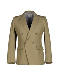 Band Of Outsiders Suits And Jackets Blazers Men Deep Jade