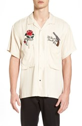 Bedwin And The Heartbreakers Souvenir Shirt Ivory