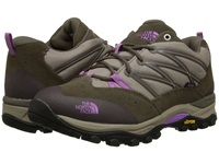 The North Face Storm Ii Wp Vintage Khaki Iris Orchid Purple Women's Shoes Brown