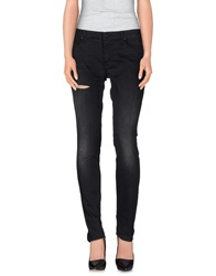 Mother Denim Pants Black