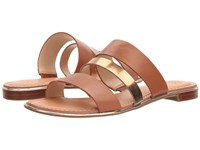 Guess Rianda Old Tan Gold Women's Dress Sandals