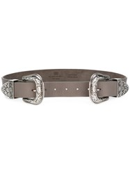 B Low The Belt Bribri Grey