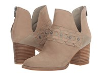 Nine West Danbia Taupe Suede Women's Clog Shoes