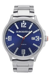Men's Quiksilver 'The Beluka' Bracelet Watch 52Mm