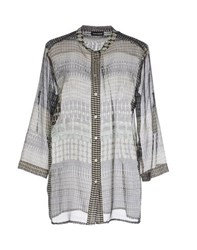Diana Gallesi Shirts Shirts Women Steel Grey