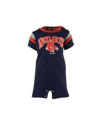 Majestic Babies' Boston Red Sox Batter Romper