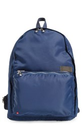 State Bags The Heights Lorimer Backpack Blue Navy