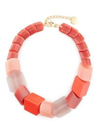 Jaeger Renee Necklace Red
