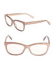 Gucci 50Mm Mother Of Pearl Optical Glasses Pink Mother Of Pearl