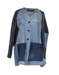 Collection Privee Denim Outerwear Blue